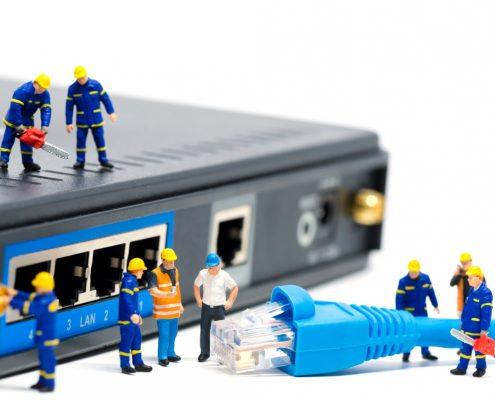 متخصص خدمات شبکه